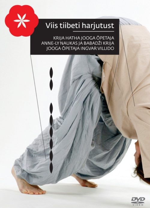 Viis tiibeti harjutust DVD