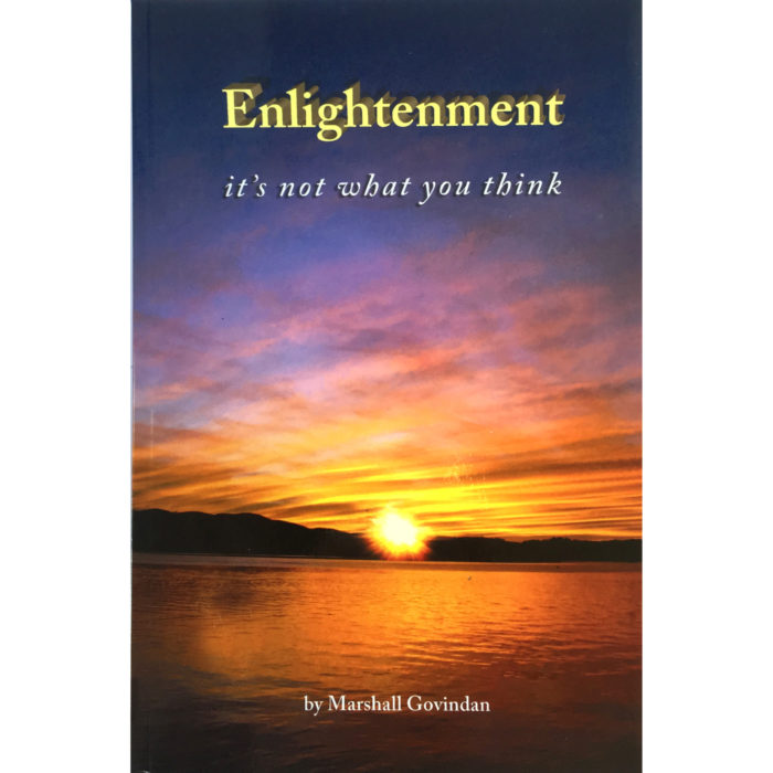 Enlightenment: It's Not What You Think, in English