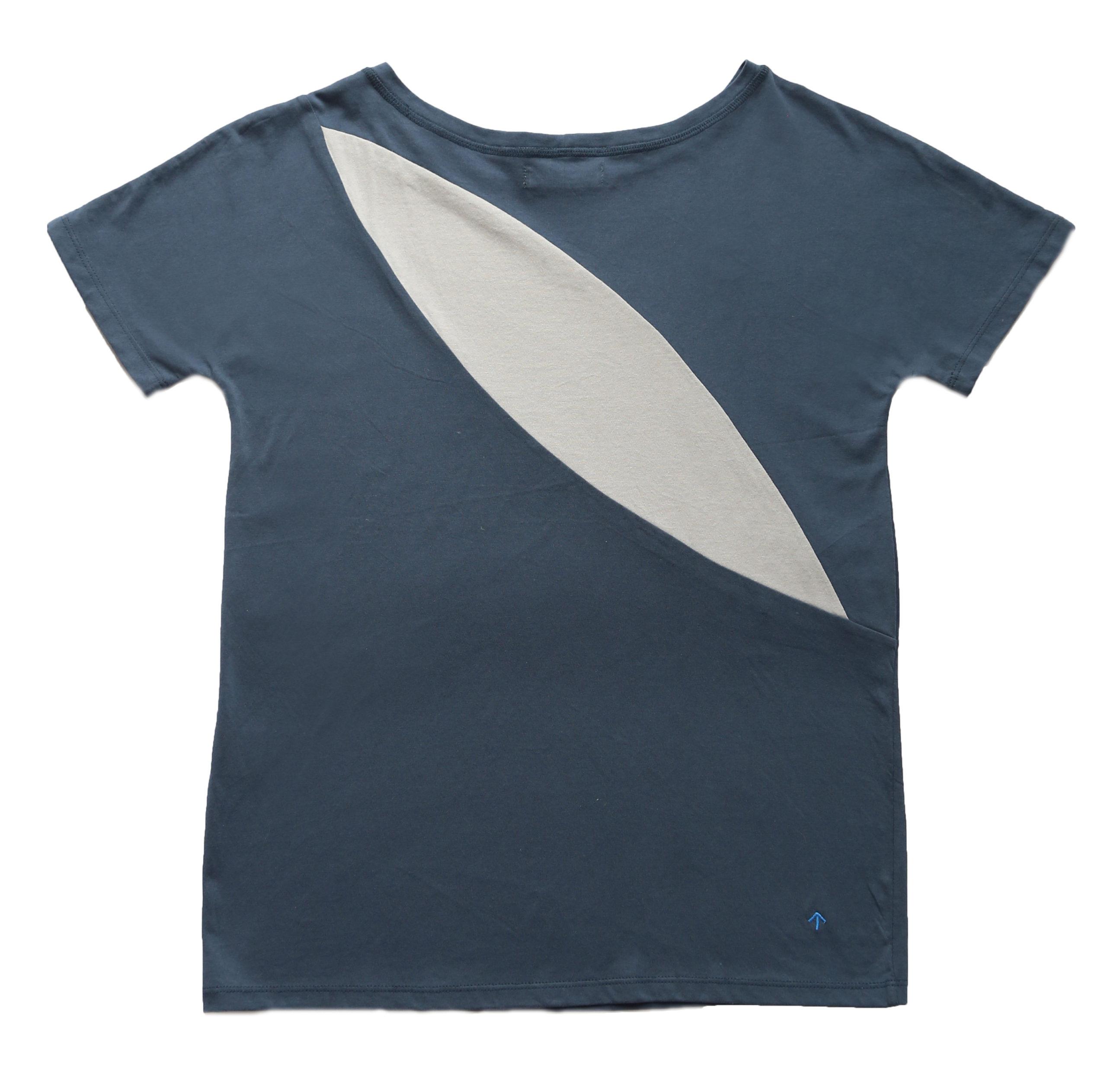 Lühikese varrukaga naiste t-särk