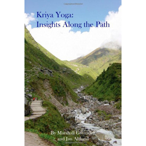 Kriya Yoga: Insights Along the Path, in English