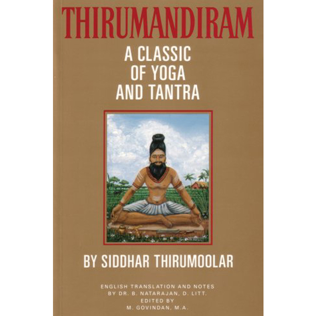 Thirumandiram - A Classic of Yoga and Tantra - in English