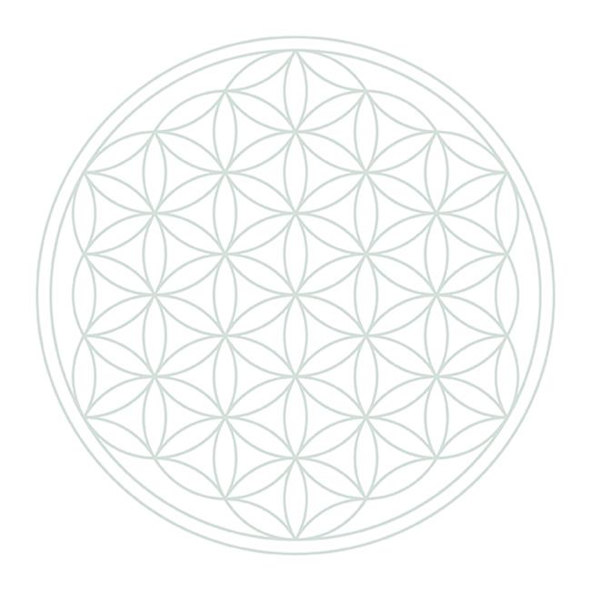 0,5 l Õrnus karahvin Elulille sümboliga
