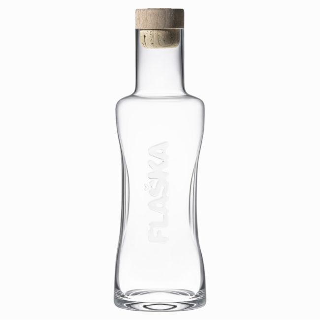 Flaska Vodan karahvin 1l